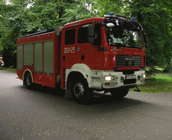 KPPSP Tarnowskie Góry: Interwencje 05.08.2019