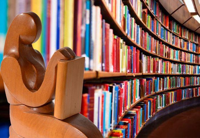 Biblioteka Tarnowskie Góry: Randka w ciemno… z książką