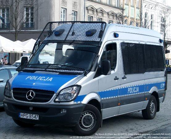 Policja Tarnowskie Góry: Nietrzeźwy kierowca zatrzymany po zgłoszeniu świadka