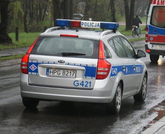 Policja Tarnowskie Góry: Nie wahali się, aby ratować ludzkie życie