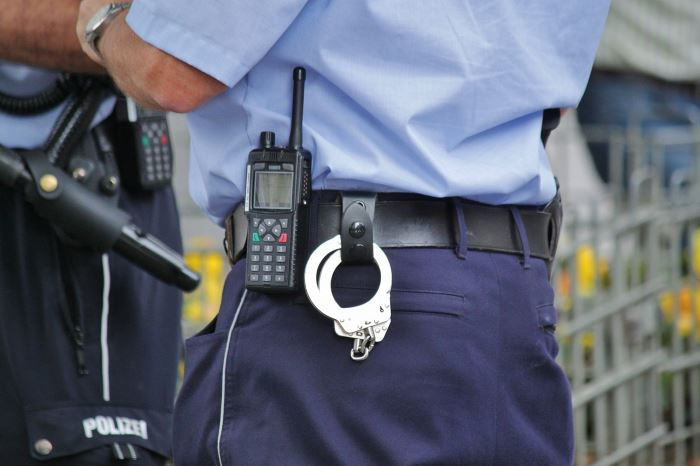 Policja Tarnowskie Góry: Chciał przeprosić mamę kwiatami skradzionymi z przydrożnego klombu