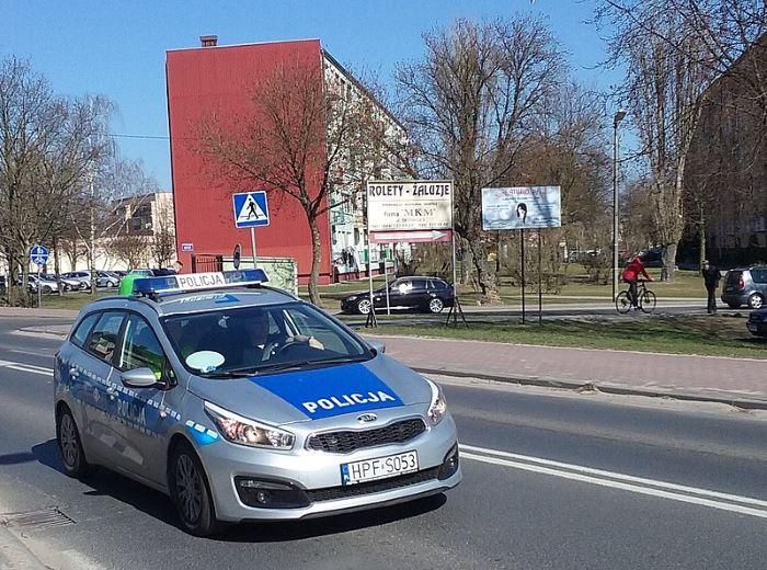 Policja Tarnowskie Góry: Tarnogórscy policjanci prowadzili działania ROADPOL Safety Days