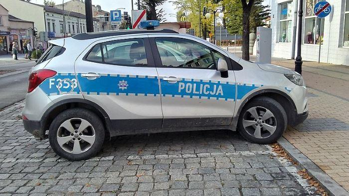 Policja Tarnowskie Góry: Ukradli, bo...chcieli dać prezent bliskim